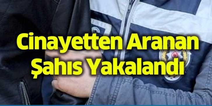 Cinayetten Aranan Şahıs Bayburt'ta Yakalandı