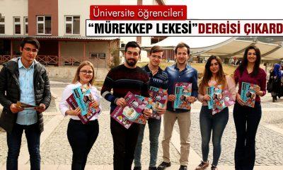 Üniversitesi Öğrencilerinden Kültür ve Edebiyat Dergisi