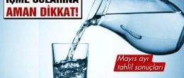 Yağışlar İçme Suyu Kaynaklarını Olumsuz Etkiledi