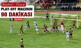 Genç Osman'da 2. Lig Hayallerinin Bittiği 90 Dakika…