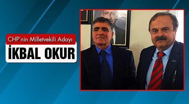 CHP'nin Bayburt Milletvekili Adayı İkbal Okur