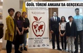 Bilim ve Sanat Merkezi'nin Ödül Töreni Ankara'da Gerçekleşti