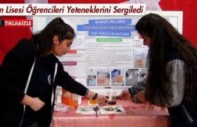 Bayburt Fen Lisesi Öğrencileri Yeteneklerini Sergiledi
