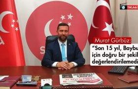 Saadet Partisi Milletvekili Adayı Murat Gürbüz İddialı Konuştu
