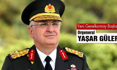 Yaşar Güler Genelkurmay Başkanı Oldu