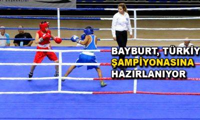 Bayburt, Türkiye Boks Şampiyonasına Hazır