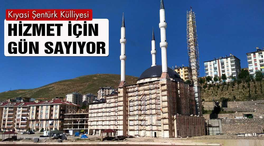 Hacı Kıyasi Şentürk Külliyesi Kurban Bayramında Hizmete Giriyor