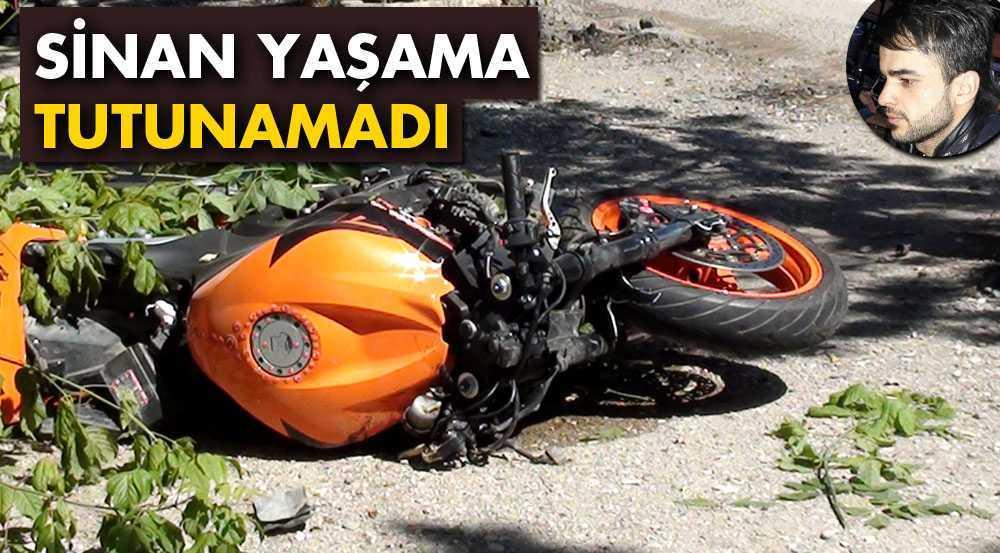 Motosiklet Sürücüsü Karadağ, Yaşama Tutunamadı