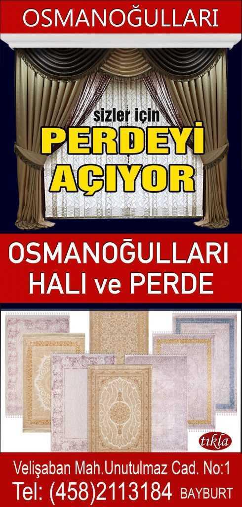 Osmanoğulları Perdeyi Açıyor