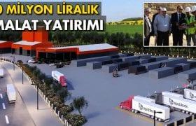 Bayburt'a 50 Milyon Liralık İmalat Yatırımı