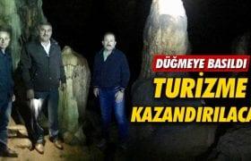 Bayburt Çımağıl Mağarası Turizme Kazandırılacak