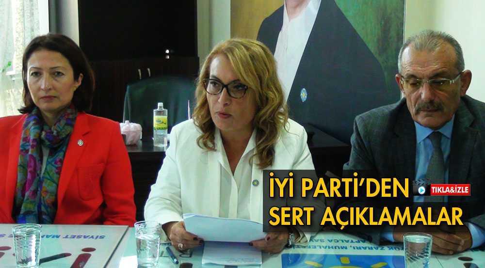 İYİ Parti'den Bayburt Ziyareti Sonrası Sert Açıklamalar