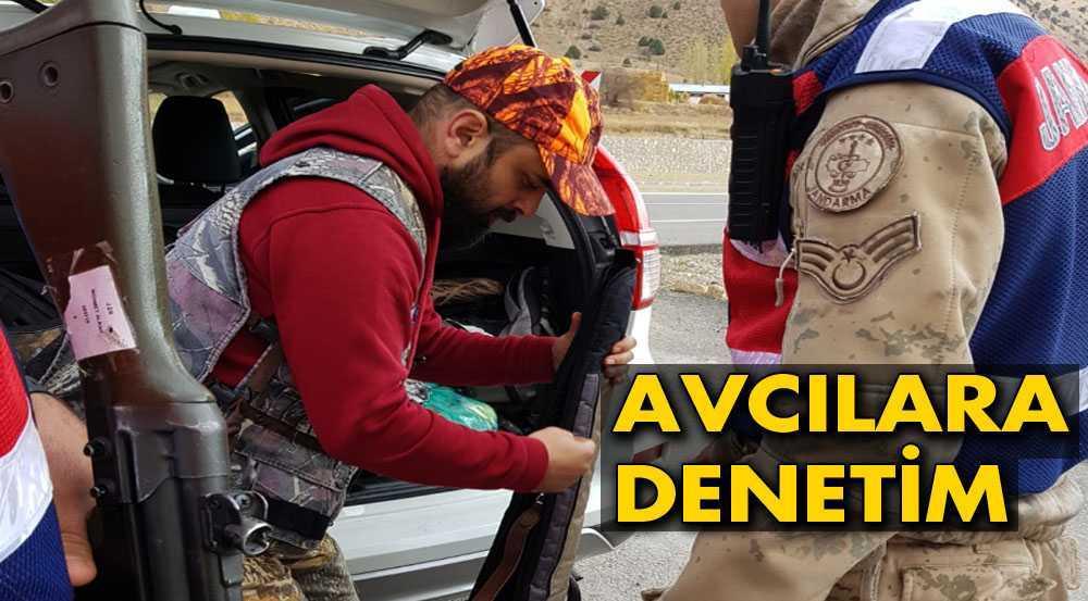 Bayburt'ta Jandarma Kaçak Av Yapanlara Göz Açtırmıyor