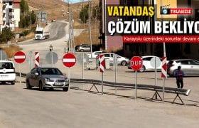 Bayburt'ta Karayolu Üzerindeki Soru İşaretleri Çözüm Bekliyor