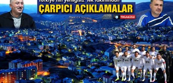 Türkiye'nin Yenilgisiz Tek Takımından Çarpıcı Açıklamalar