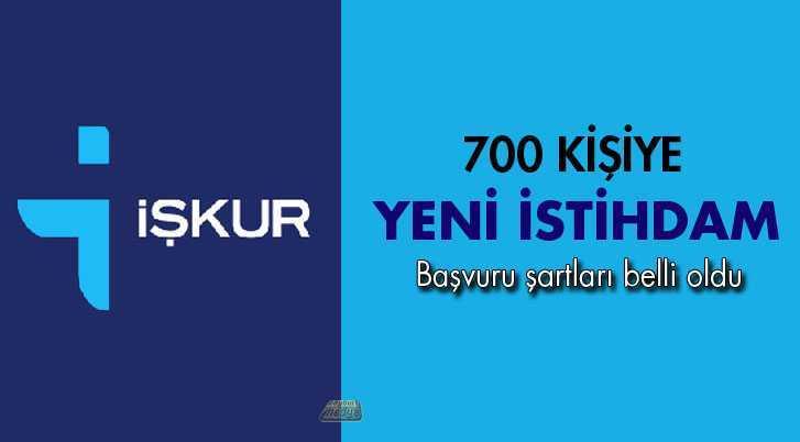 Bayburt'ta İŞKUR'dan 700 Kişiye İş İmkanı