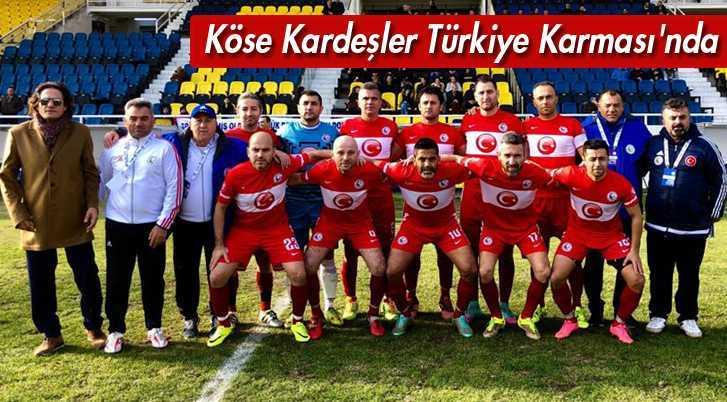 Bayburtlu Köse Kardeşler Türkiye Karması'nda