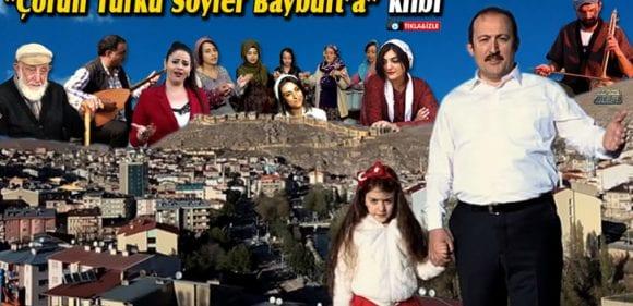 Bayburt'un Tanıtımına Katkı Sunan Klip Çekildi