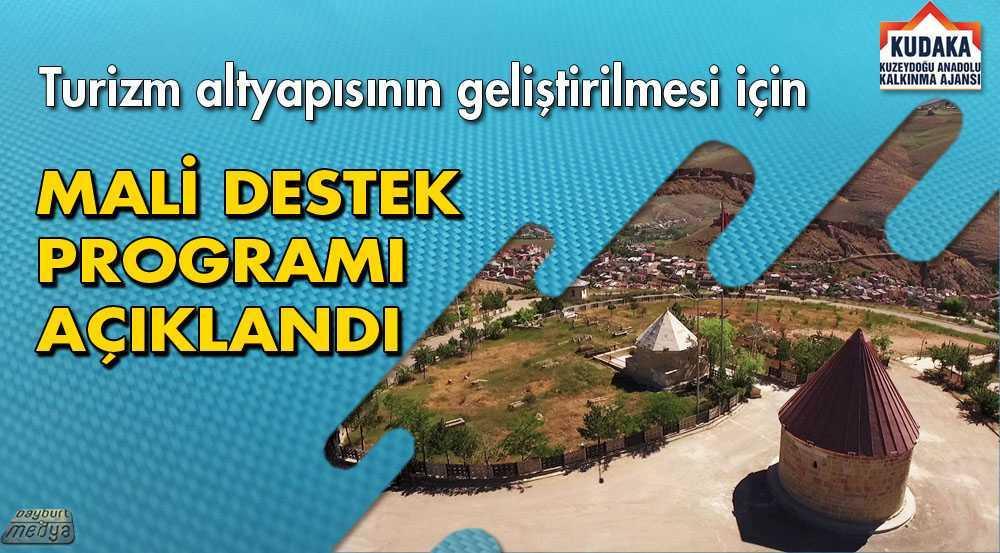 Turizmin Altyapısı Mali Destek Programı Açıklandı