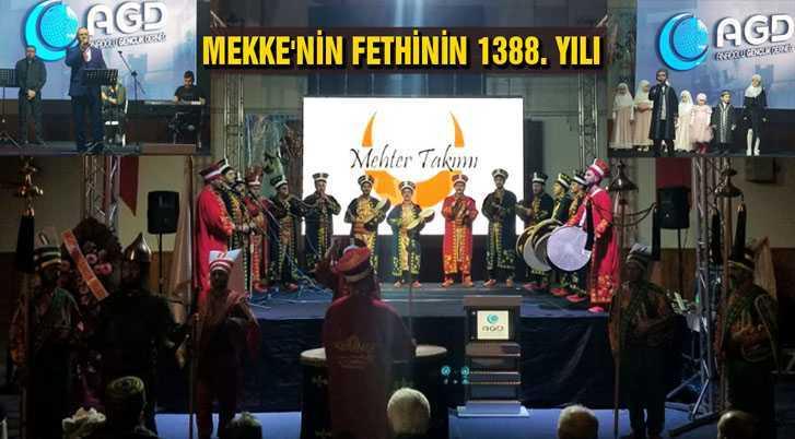 Bayburt'ta Mekke'nin Fethinin 1388. Yılı Programı Düzenlendi