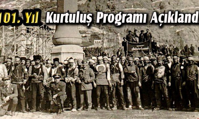 Bayburt'un 101. Yıl Kurtuluş Programı Açıklandı