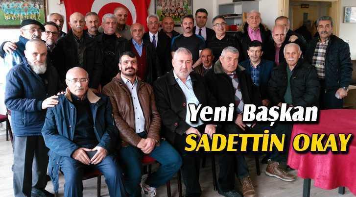 Trabzon Bayburtlular Derneğinin Yeni Başkanı Sadettin Okay