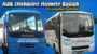 Bayburt'ta Halk Otobüsleri Hizmete Başladı