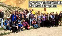 Bayburt'ta Yaz Sezonu Turistlerin Ziyareti İle Başladı