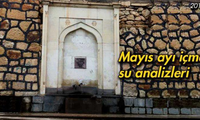 Bayburt'ta 2019 Mayıs Ayı İçme Su Analizleri Açıklandı