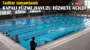 Bayburt'ta Yüzme Havuzunun Tadilatı Tamamlandı