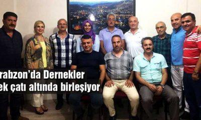 Trabzon'da Bayburt Dernekleri Tek Çatı Altında Birleşiyor