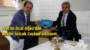 UNESCO Türkiye Milli Komisyonu Başkanı Oğuz'dan Rektör Coşkun'a Ziyaret
