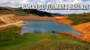 Bayburt'ta Soğukgöze Barajı Su Tutmaya Başladı