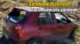 Bayburt'ta Şarampole Yuvarlanan Aracın Sürücüsü Yaralandı
