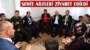 Bayburt Protokolü Şehit Ailelerini ve Gazileri Ziyaret Etti