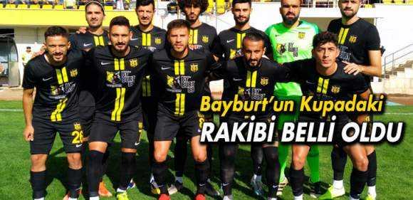 Bayburt'un Kupadaki Rakibi Akhisarspor Oldu