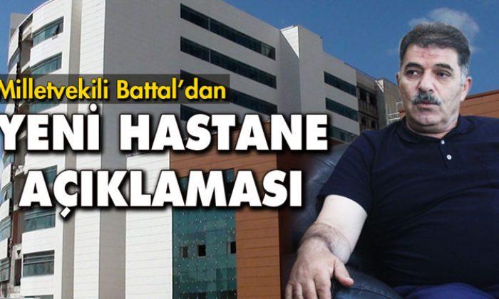 Bayburt Milletvekili Fetani Battal'dan Yeni Hastane Açıklaması