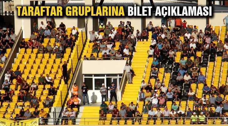 Bayburt Özel İdarespor'dan Taraftar Gruplarına Bilet Açıklaması