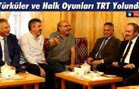 Bayburt Türküleri ve Halk Oyunları TRT Yolunda…