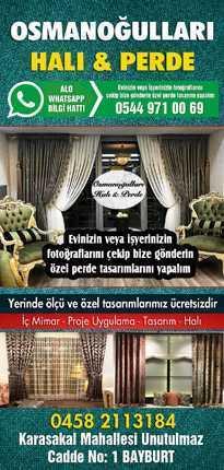 Osmanoğlulları Halı & Perde