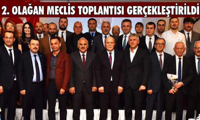 Doğu Karadeniz Belediyeler Birliğinin 2. Toplantısı Gerçekleştirildi
