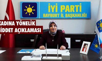 """İYİ Parti'den """"Kadına Yönelik Şiddet"""" Açıklaması"""