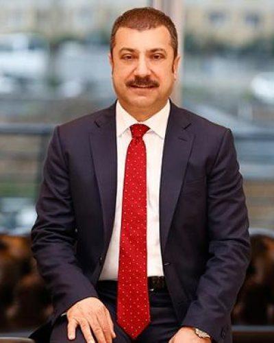 Şahap Kavcıoğlu Kimdir ?